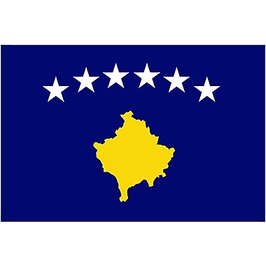 International Flag, Kosovo, 36