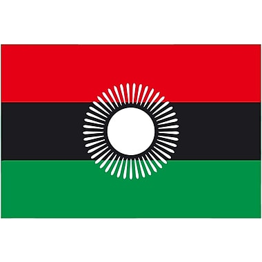 International Flag, Malawi, 4