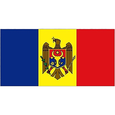 International Flag - Moldova