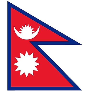 International Flag, Nepal, 36