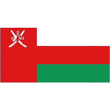 International Flag, Oman, 36