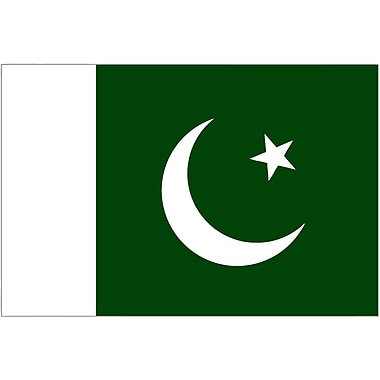 International Flag, Pakistan, 4