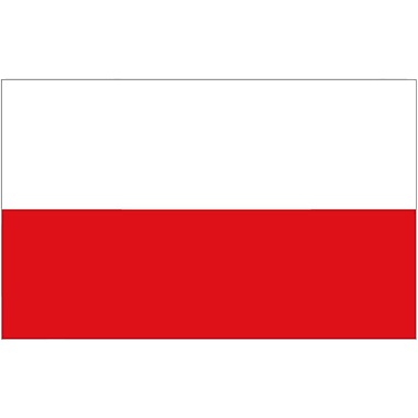 International Flag, Poland, 36