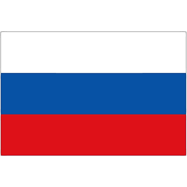 International Flag - Russia