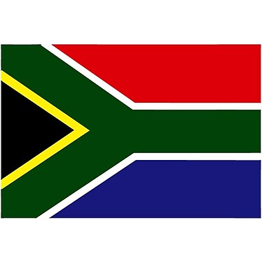 International Flag - South Africa