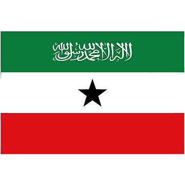 International Flag, Somaliland, 4