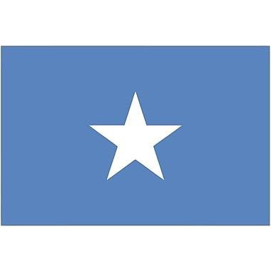 International Flag, Somalia, 4