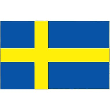 International Flag, Sweden, 4