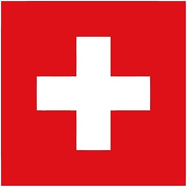 International Flag, Switzerland, 4