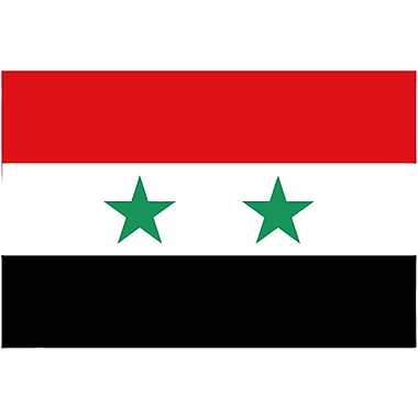International Flag, Syria, 36