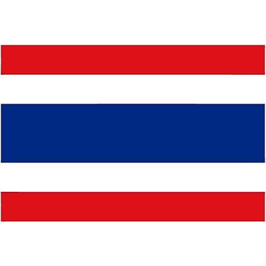 International Flag - Thailand