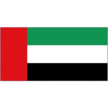 International Flag, United Arab Emirates, 4
