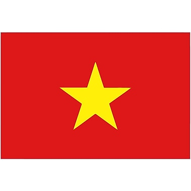 International Flag, Vietnam, 4