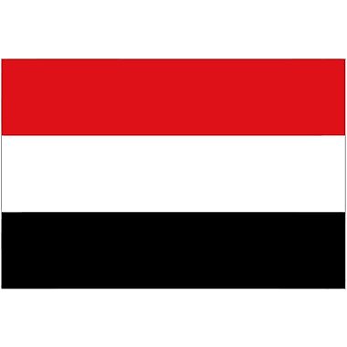 International Flag, Yemen, 36