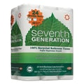 Seventh Generation® 2 Ply Bathroom Tissue, White, 500 Sheets Per Roll