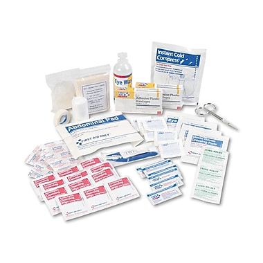 First Aid Kit for Up to 25 People,  Refill Kit