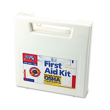 First Aid ANSI-Compliant First Aid Kit for Up to 50 People