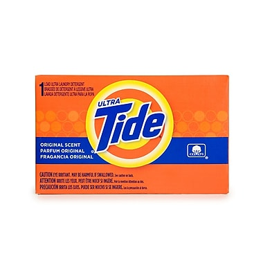 Tide Ultra Coin Vend Laundry Detergent