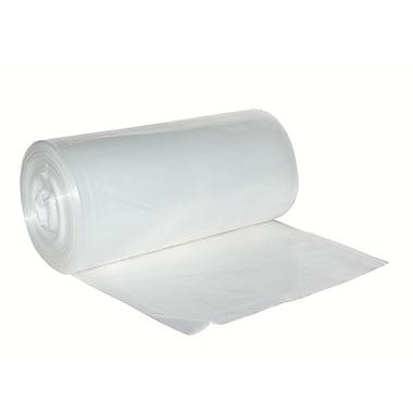 Berry Plastics™ – Sacs à ordures dégradables, ordinaires, polyéthylène 0,65 mil, 30 po x 38 po, incolores, bte/200