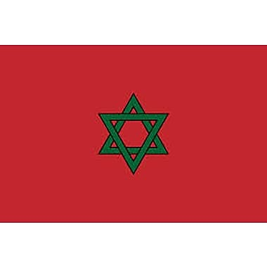 International Flag, Morrocco, 36