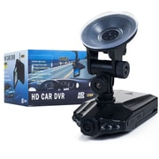 Stalwart™ 72-24CBB Security Car Dash Indoor/Outdoor Camera DVR With 4GB SD Card