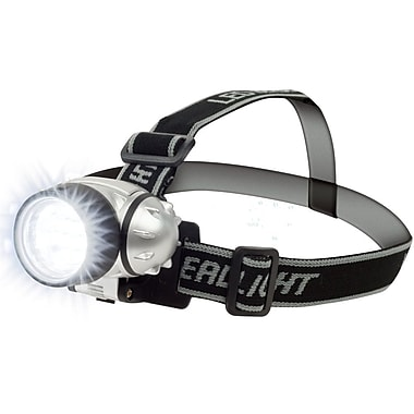 Stalwart™ 12 LED Headlamp With Adjustable Strap