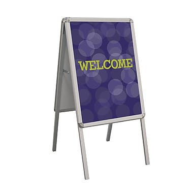 Metrix Snap A-Frame-Acai-Welcome
