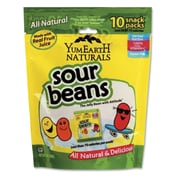 YumEarth Assorted Flavors Naturals Sour Beans, 7 oz.