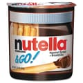 Nutella® Hazelnut Spread and Breadsticks, 1.8 oz., 12/Box