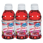 Ocean Spray® 100% Cranberry Pomegranate Juice, 10 oz. Bottle, 6/Pack