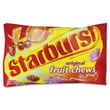 Starburst® Fruit Chew Candy, 14 oz. Bag