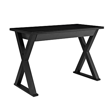 Walker 48in. Computer Desk, Matte Black