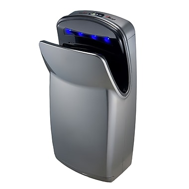 World Dryer® Vmax 110 - 120 V High-Speed Vertical Automatic Hand Dryers