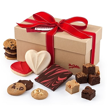 MRS. FIELDS® BE MINE SAMPLER BOX
