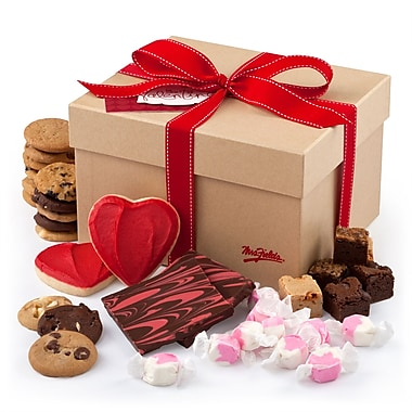 MRS. FIELDS® BE MINE COMBO BOX