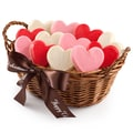 Mrs. Fields® Valentine's Hand-Frosted Cookie Basket