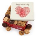 Mrs. Fields® 60 Nibblers® Valentine's Tin
