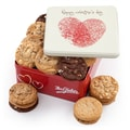 Mrs. Fields® 24 Cookie Valentine's Tin