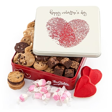 Mrs. Fields® Small Valentine's Combo Tin