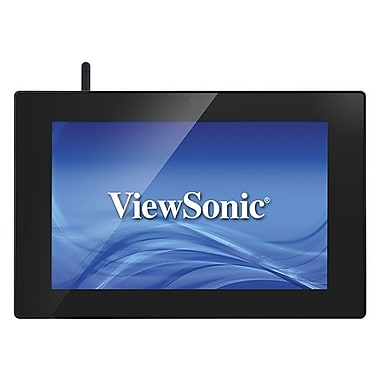 Viewsonic® EP1032R-T 10.1in. Multi-Touch All-in-One ePoster Mini Billboard
