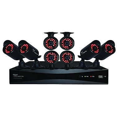 Night Owl P-165-8624N 16 Channel Video Security System