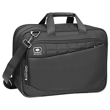 OGIO® 17in. Instinct Top-Zip Notebook Carrying Case, Black