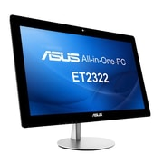 Asus® ET2322INTH 23 Multi-Touch All-in-One Desktop Computer, Intel Dual-Core i7-4500U 3.1 GHz