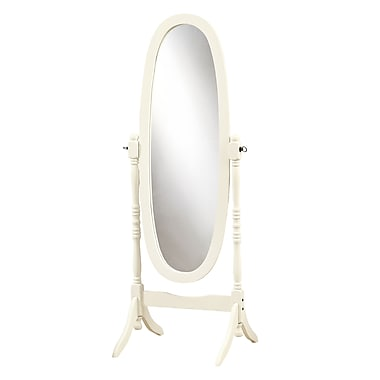 Monarch 59in.H x 20.5in.W x 20.5in.D Wood Mirror
