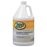Zep Professional Carpet Extraction Cleaner, Lemongrass Cleaner Carpet Gal