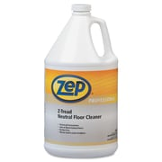 Zep Professional Floor Cleaner 1 Gal Bottle Cleaners & Detergents Neutral Floor Cleaner