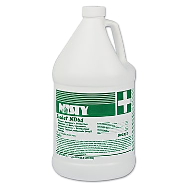 Misty® Amrep BIODET ND64 1 gal Hospital Grade Disinfectant