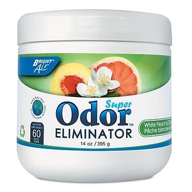 Bright Air® Super Odor Eliminator Air Freshener, White Peach & Citrus
