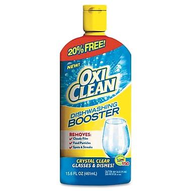 OxiClean Dishwashing Booster 15.6 Oz Liquid Bottle