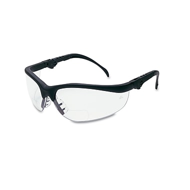 Crews Klondike Magnifier Clearr Lens Glasses 2.5